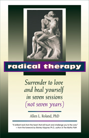 Surrenter to Love and Heal Yourself in seven sessions (not seven years)